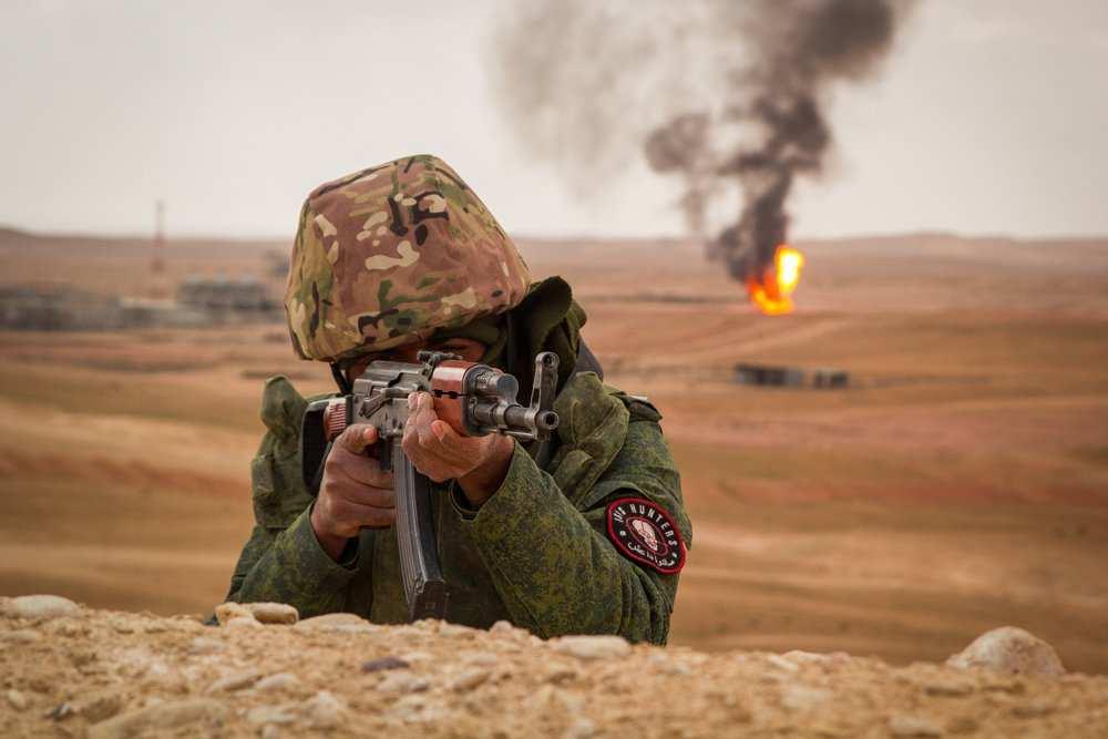 Элитные силы «Охотников наИГИЛ», созданные Россией, уничтожают боевиков у Пальмиры (ФОТО, ВИДЕО) | Русская весна