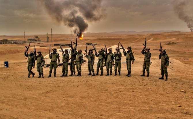 Подготовленный Россией 5-й корпус Армии Сирии ведет наступление на ИГИЛ под Пальмирой (ВИДЕО) | Русская весна
