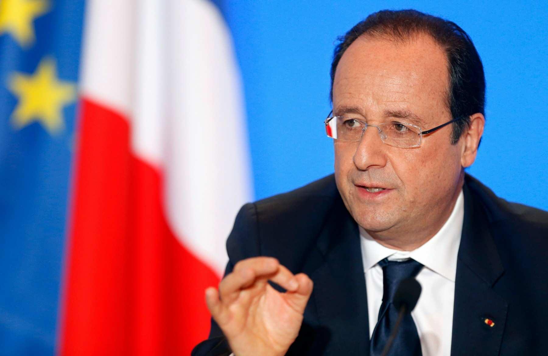 Олланд призвал Россию прекратить свои действия в Сирии | Русская весна