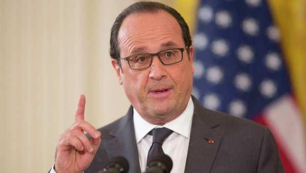 Олланд: Париж хотел бы, чтобы Берлин внес больший вклад вборьбу сИГИЛ | Русская весна