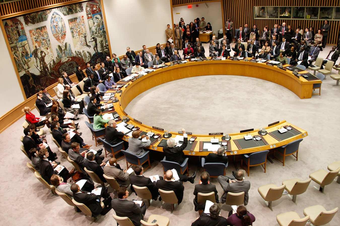 ВАЖНО: СБ ООН заблокировал проект заявления России по сирийским переговорам в Женеве | Русская весна