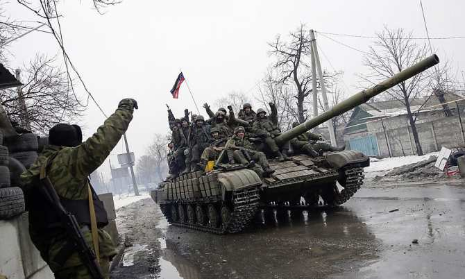 ДНР: Любая попытка блицкрига закончится провалом для Украины | Русская весна