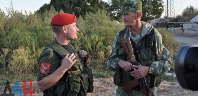 ВСУ ночью обстреливали северные и западные окраины Донецка | Русская весна