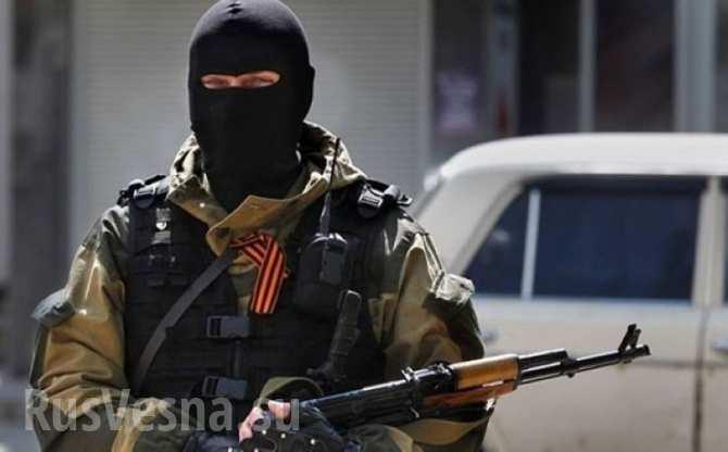 Украина передала Донецку тело убитого вплену бойца ДНР | Русская весна