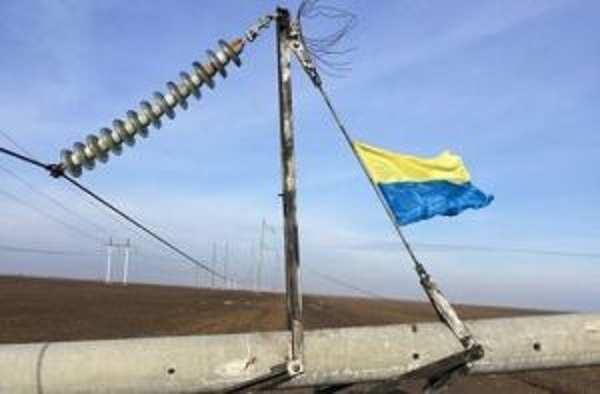 СРОЧНО: Падение опор ЛЭПпривело котключению украинских атомных станций  | Русская весна