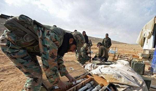 Армия Сирии захватила груз террористов — взрывчатку и боеприпасы (ВИДЕО) | Русская весна