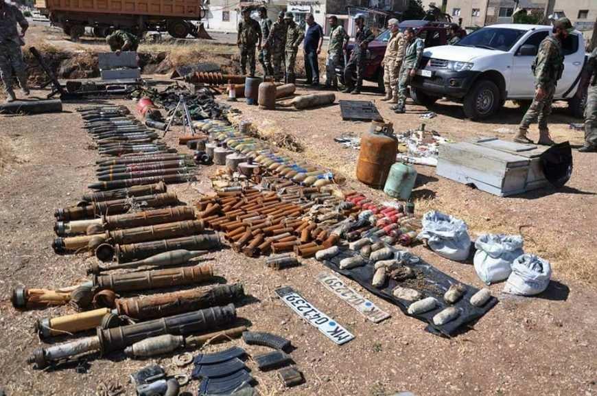 У боевиков ИГИЛ нашли израильское оружие | Русская весна