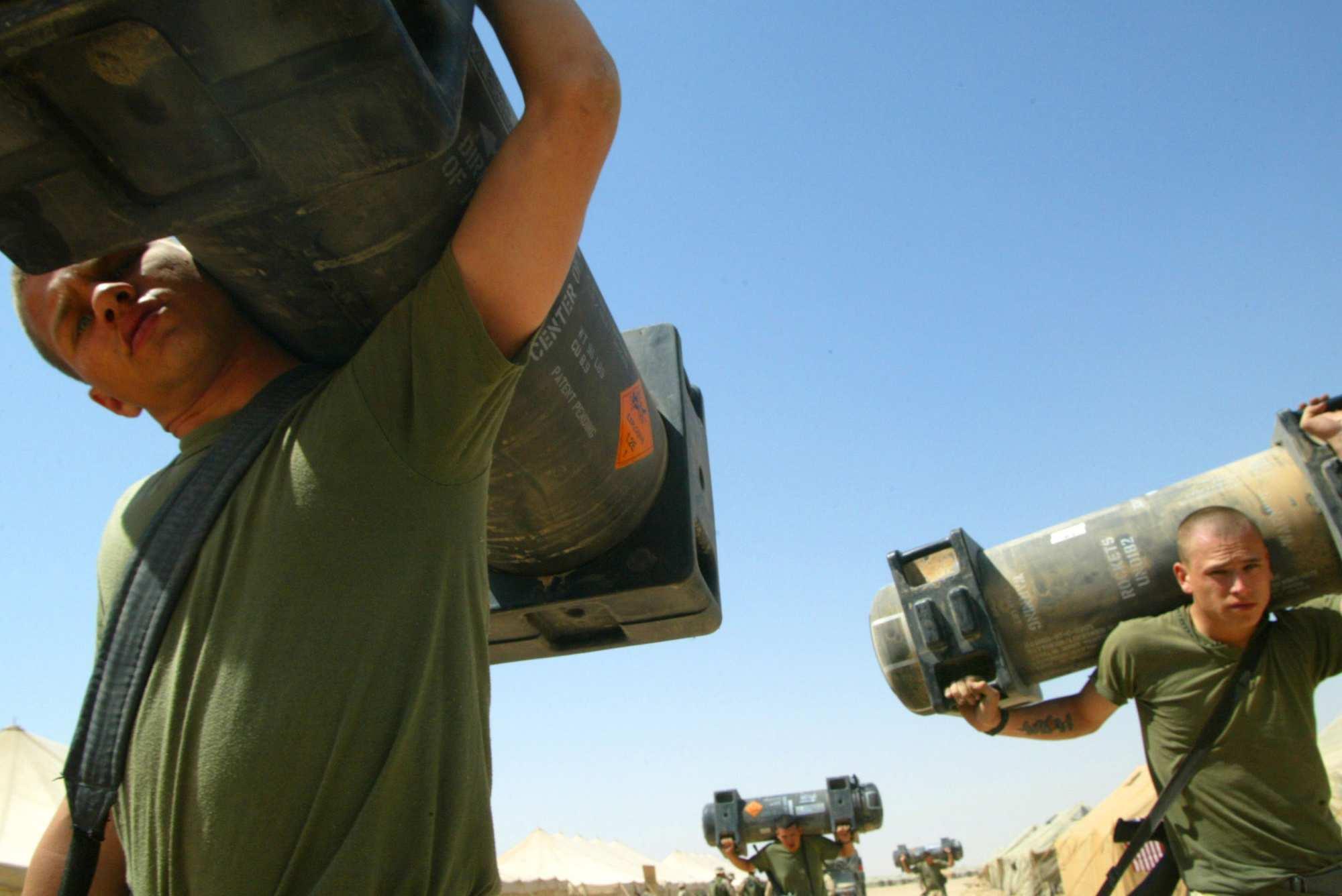 США уже продают Украине летальное оружие — модернизированное советское | Русская весна