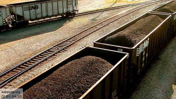 Зрада: Украина почти в 2 раза увеличила закупки антрацита из России | Русская весна