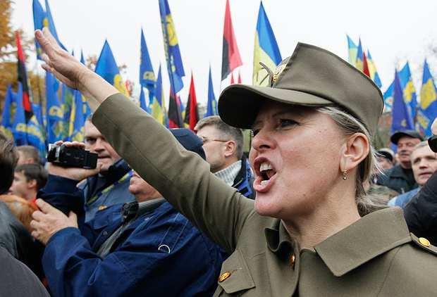 Какукраинские националисты пытались заставить белорусов ненавидеть Россию | Русская весна