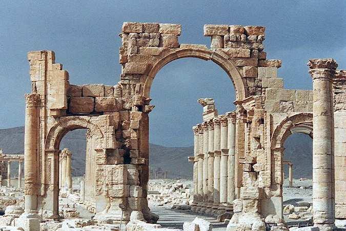 13 памятников, которые разрушили террористы ИГИЛ | Русская весна