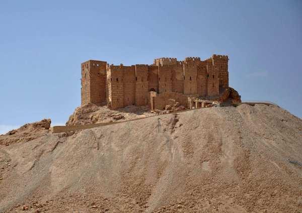 ВАЖНО: ВКС России громят ИГИЛ под Пальмирой, сирийская армия наступает, освобождая высоты от террористов (+КАРТА) | Русская весна