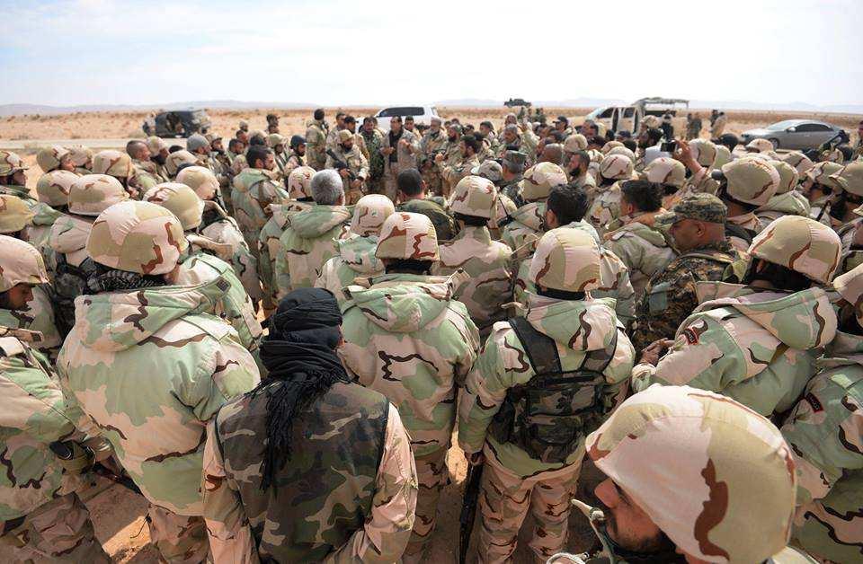 Поражение ИГИЛ в Пальмире неизбежно: САА перерезала главный маршрут снабжения террористов | Русская весна
