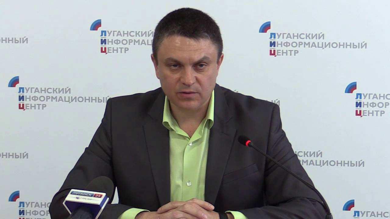 МОЛНИЯ: И. о. Главы ЛНРназначен Пасечник (+ВИДЕО) | Русская весна