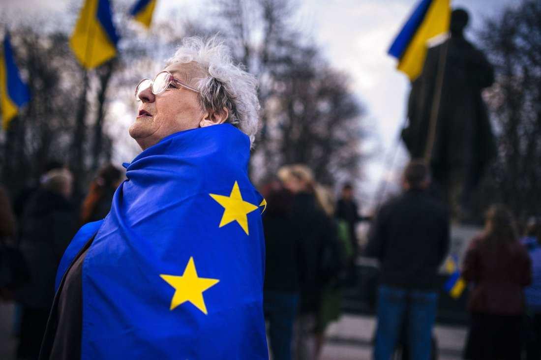 В Киеве признали, что Евросоюз отказывается пускать Украину на свой рынок | Русская весна
