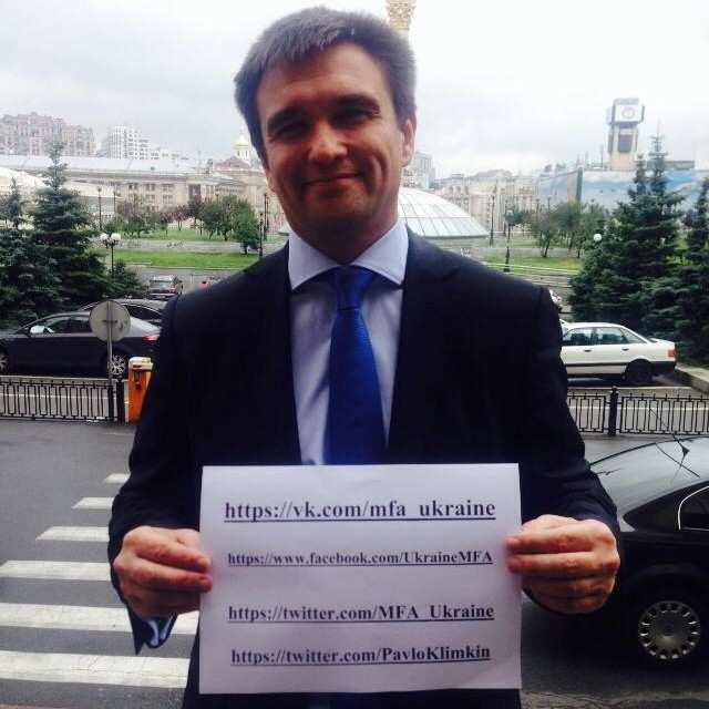 Российская сторона отказывается возвращать Украине контроль над границей, — глава МИД Украины | Русская весна
