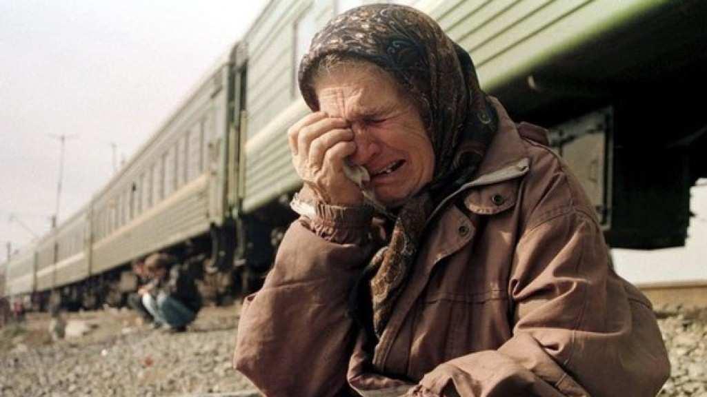 Украина лишила пенсий 400 тысяч человек, — доклад ООН   Русская весна