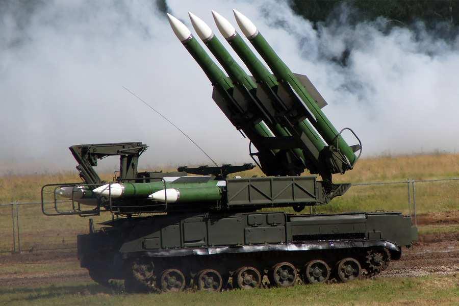 ПВО Сирии ответила огнём на удар ВВС Израиля | Русская весна