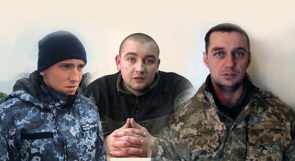 Опубликованы кадры допроса задержанных командиров судов ВМС Украины (ВИДЕО) | Русская весна