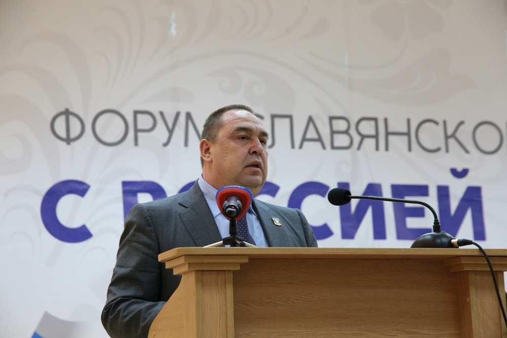 Россия войн неначинает, онаихзаканчивает, — Глава ЛНР (ФОТО) | Русская весна