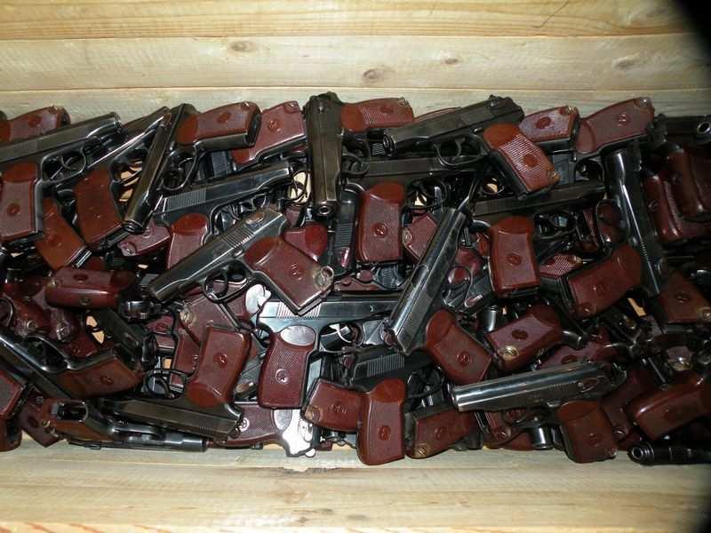 ОФИЦИАЛЬНО: Срок регистрации огнестрельного оружия в ДНР продлен до 1 октября | Русская весна