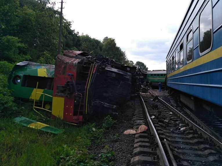 «Людей силой загоняют наработу»: почему столкнулись поезда в Хмельницкой области   Русская весна