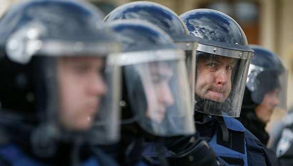 Аваков поднял в ружье всю полицию для защиты своего сына | Русская весна