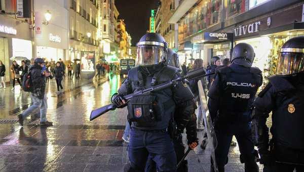 Полиция Испании нашла авторов писем с угрозами терактов от имени ИГИЛ | Русская весна