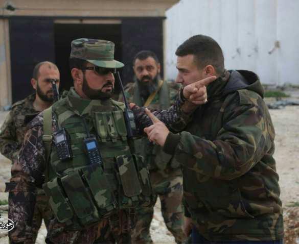 МОЛНИЯ: В ближайшие часы мы откроем «дорогу жизни», каждый боевик ИГИЛ будет уничтожен, — командир «Тигров» Сухейль | Русская весна