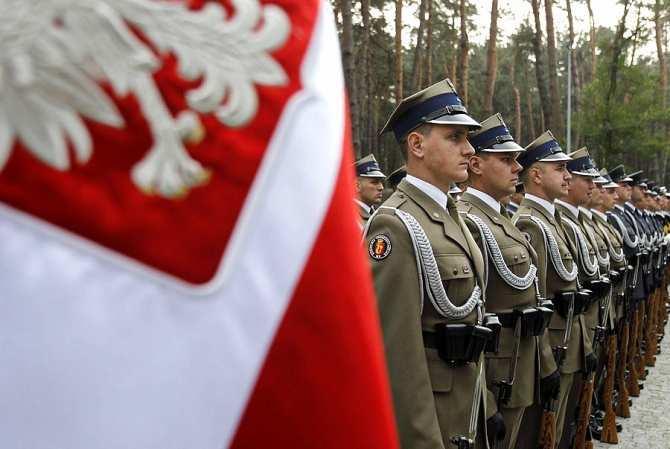 Польша отрепетировала ввод войск на Украину | Русская весна