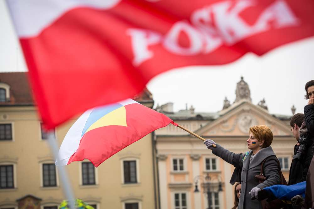 Польша боится остаться без Украины | Русская весна