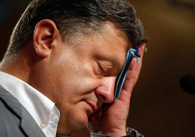Порошенко заявил озавершении политического кризиса наУкраине | Русская весна