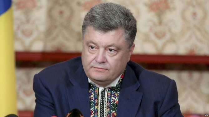 Объем торговли Украины с Россией сократился до 16%, — Порошенко | Русская весна