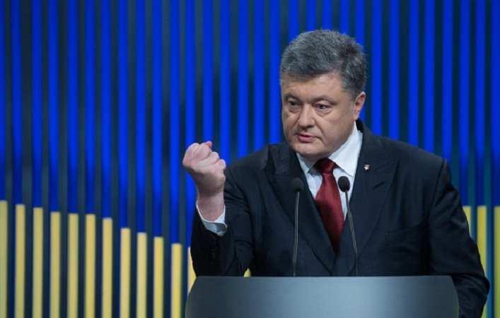 Не сомневаюсь, что «Газпром» выплатит всё до копейки, — Порошенко (ВИДЕО) | Русская весна