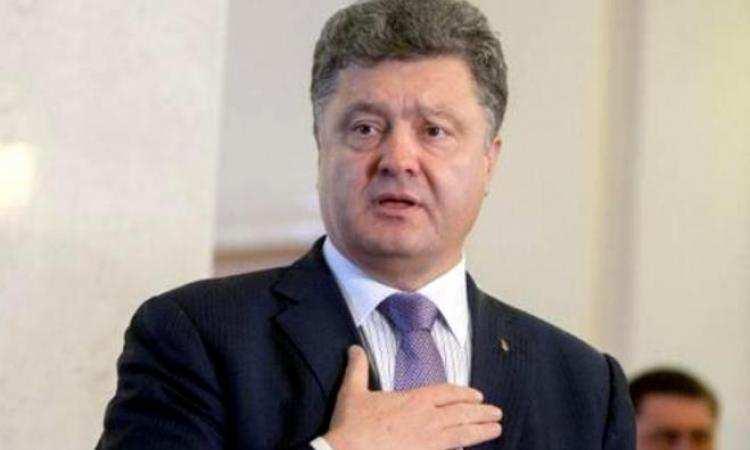 Порошенко отказался отпереговоров слидерами Донбасса   Русская весна