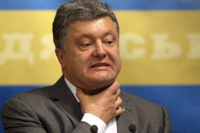 Насайте Администрации Порошенко появилась петиция заотставку М. Саакашвили | Русская весна