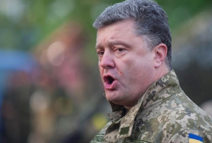 Порошенко рассказал о «дерзких действиях» военных ВСУ на международных учениях | Русская весна