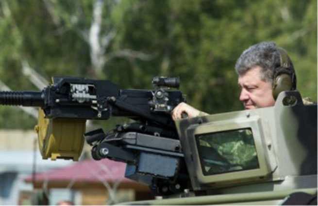 Намнужна эффективная система обороны — Порошенко просит СШАоборужии | Русская весна