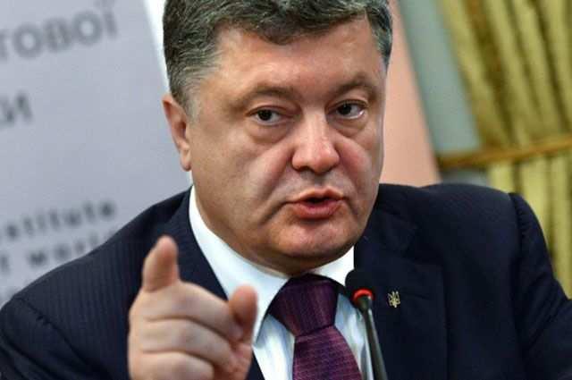 Порошенко предложил непредупреждать опризыве вармию | Русская весна