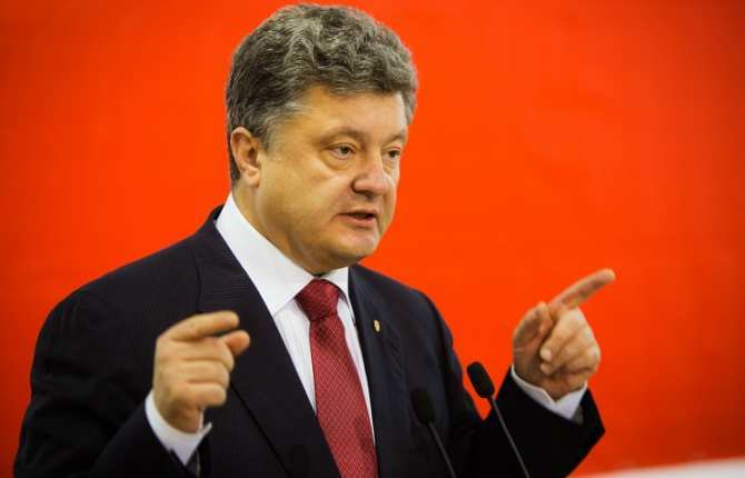С пьяных глаз: Порошенко заявил, что вернет Донбасс в состав Украины уже в этом году | Русская весна