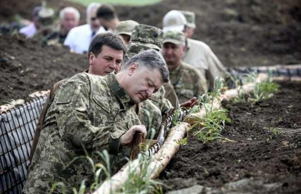 Украинская армия ветшает — денег нет | Русская весна