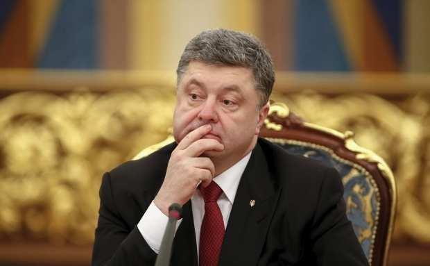 Не сумев снять блокаду Донбасса, Порошенко решил ее возглавить | Русская весна