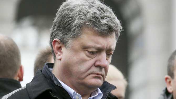 Блокада уничтожила Украину наДонбассе, — Порошенко | Русская весна