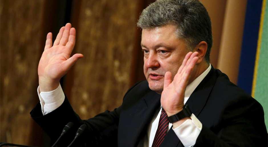 Новый план Порошенко по Донбассу: войсковая операция и никаких выборов   Русская весна