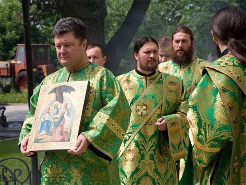«Пришествие Мессии»: Порошенко явился народу подмелодию «Иисус Христос — суперзвезда» (ВИДЕО)   Русская весна