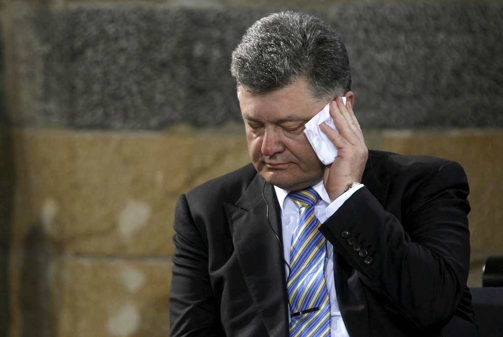 Украинцы высмеяли Порошенко за обещание запустить 4G (+ФОТО) | Русская весна