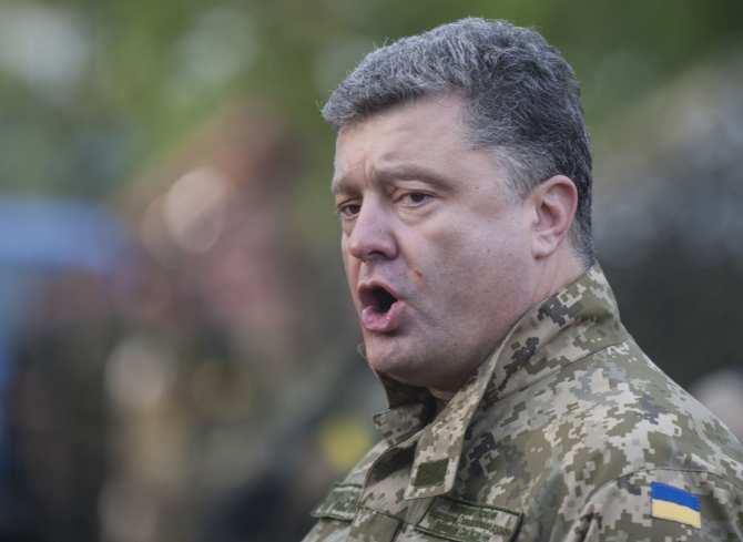 Порошенко переключается с  «агрессора» на «внутренних врагов»  | Русская весна