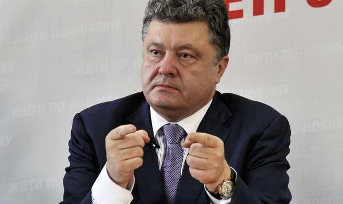 Порошенко нехочет делиться даже кусочком власти изаявляет, чтонедопустит досрочных выборов вРаду  | Русская весна
