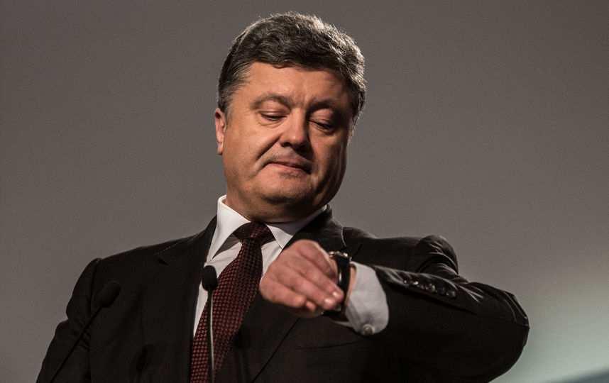 Порошенко призвал Раду завершить декоммунизацию   Русская весна