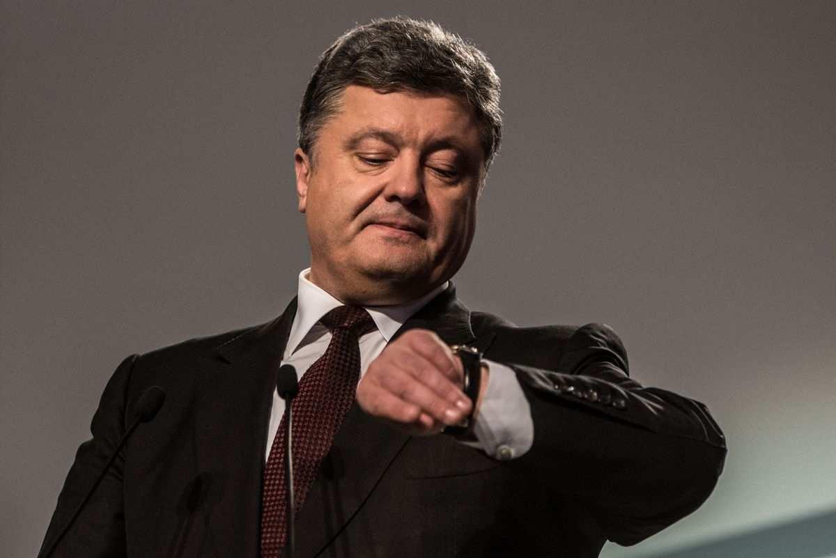 Порошенко выходит на тропу предвыборной войны | Русская весна